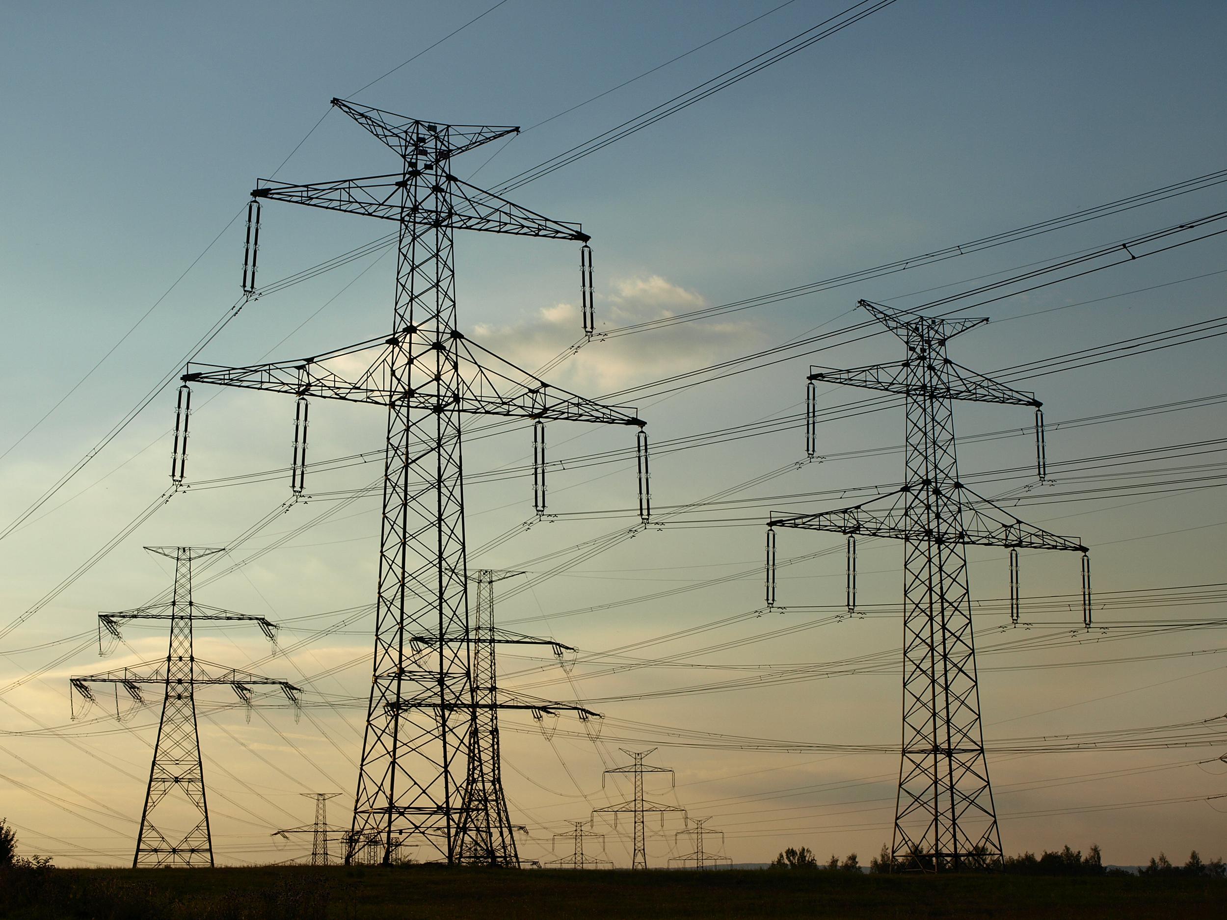 transport électricité