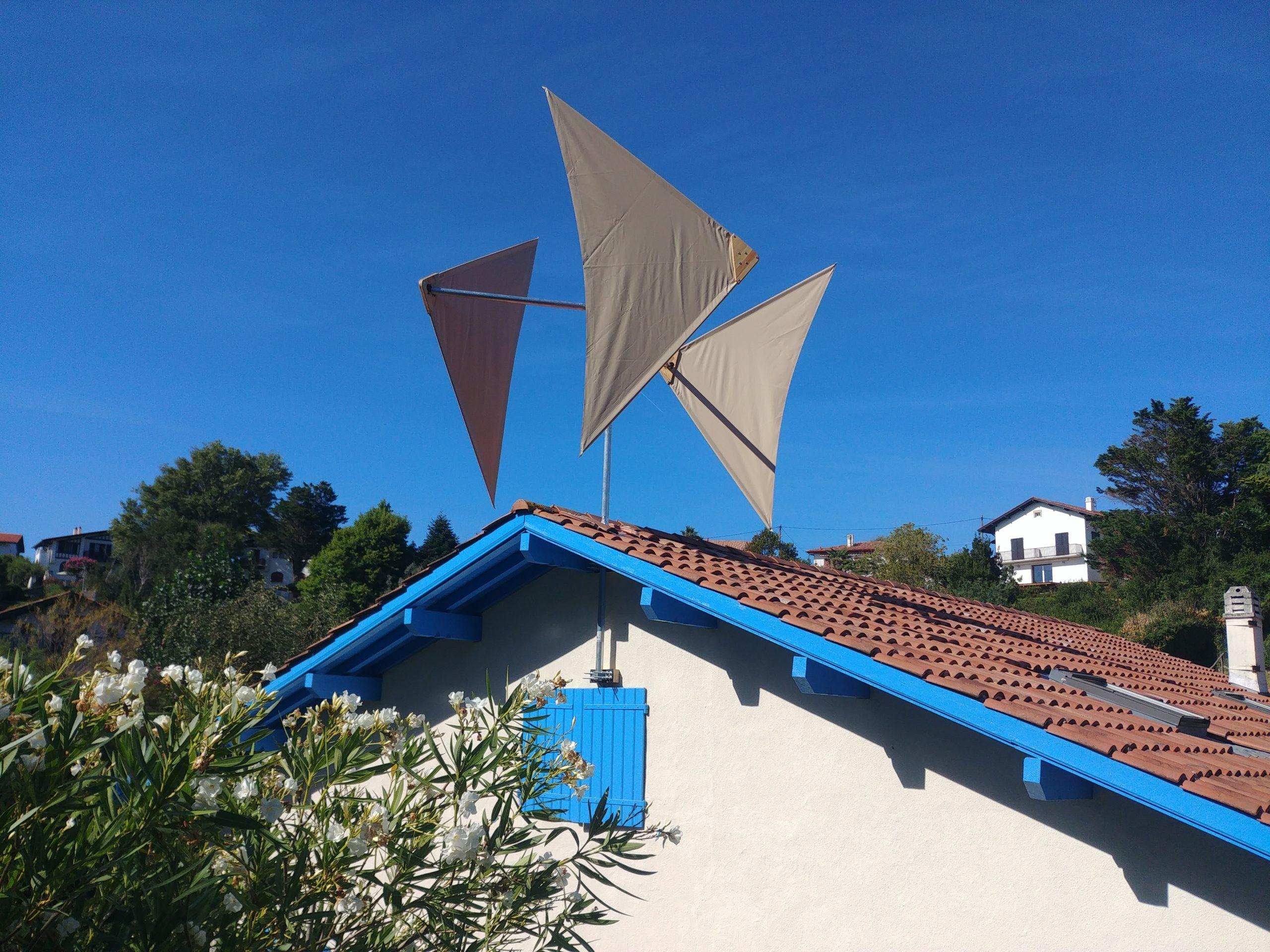 éolienne domestique Alae E-Taranis